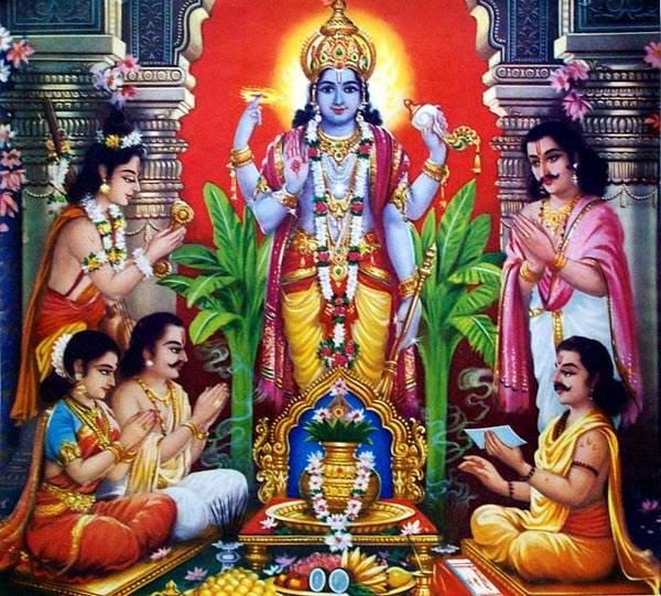 Satyanarayan Vrat Katha & Satyanarayan Puja Vidhi