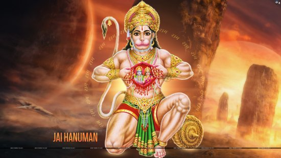 Lord Hanuman Pictures