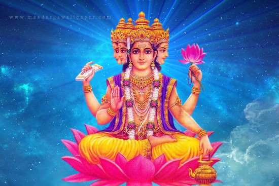 Lord Brahma Wallpapers