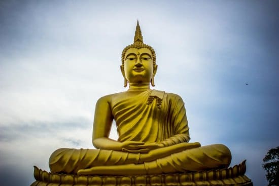 Lord Vishnu Gautama Buddha Avatar