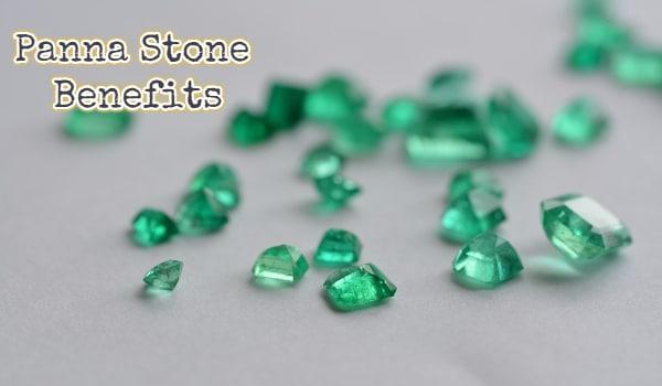 3ee6c8cb706e8 Panna Stone Benefits: Who Should Wear Emerald Gemstone - HindUtsav