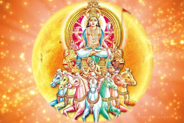 12 Surya Mantra for Success (Powerful Surya Mantras to Please Sun God)