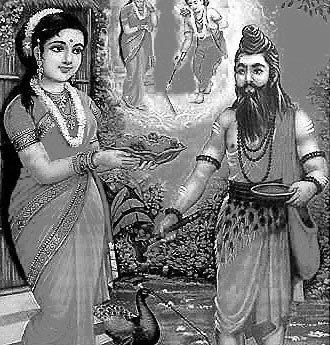 Kaikesi Mother of Ravana